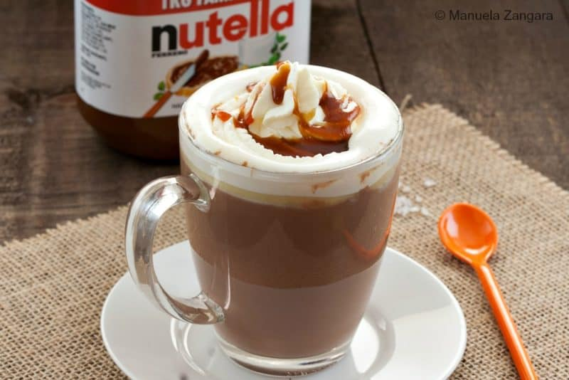 Resep Nutella Hot Chocolate Asli Enak
