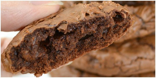 Resep Biskuit Brownies Renyah